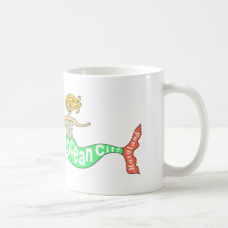 Ocean City, Maryland Mermaid Coffee Mug