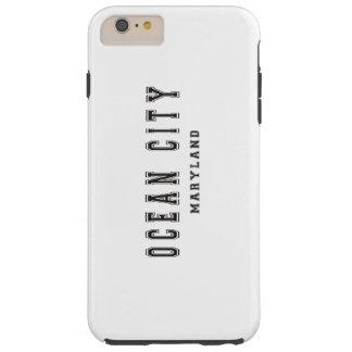 Ocean City Maryland Tough iPhone 6 Plus Case