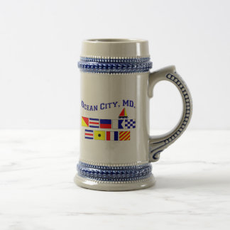 Ocean City MD Coffee Mugs