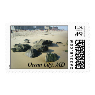 Ocean City, MD Postage