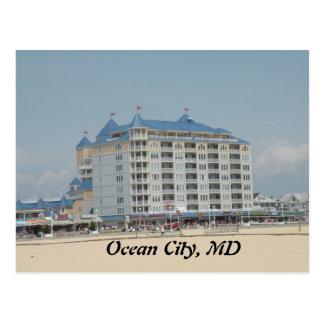 Ocean City, MD Postcard