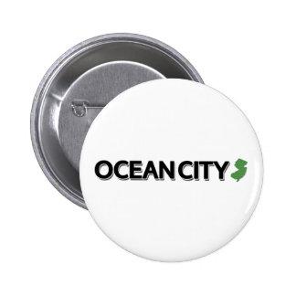 Ocean City New Jersey Pin