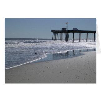 Ocean City, NJ In September Card
