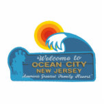Ocean City NJ Photo Sculpture