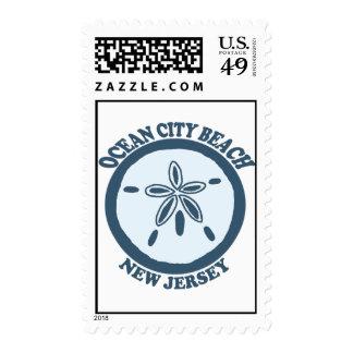 Ocean City NJ. Postage
