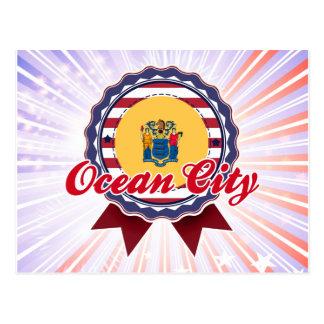 Ocean City, NJ Postcard