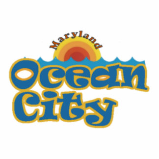 Ocean City. Statuette
