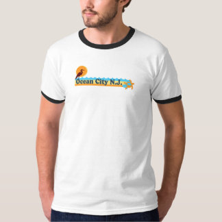 Ocean City. Tee Shirt