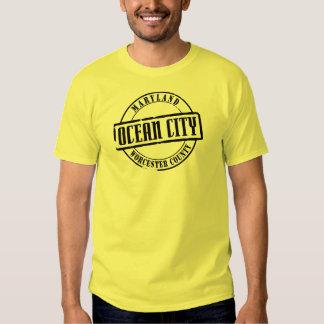 Ocean City Title Shirt