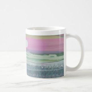 Ocean Classic White Coffee Mug