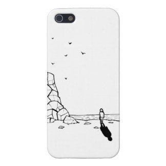 Ocean Cliffs iPhone case