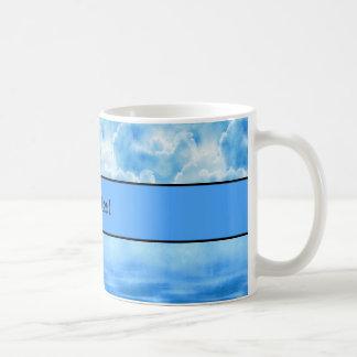 Ocean & Clouds Coffee Mug