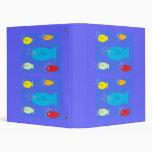 Ocean color fish binder