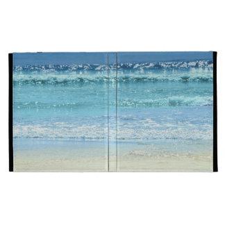 Ocean colors iPad case