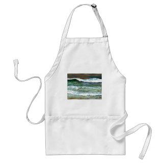 Ocean Comfort Beach Waves Surf Art Decor Gifts Aprons