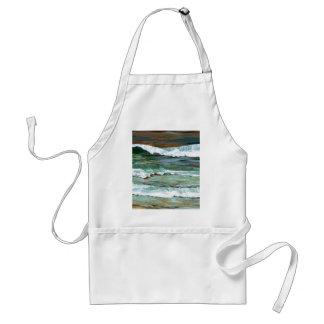Ocean Comfort - CricketDiane Ocean Art Apron