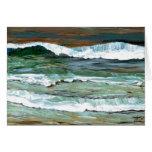 Ocean Comfort - CricketDiane Ocean Art Card