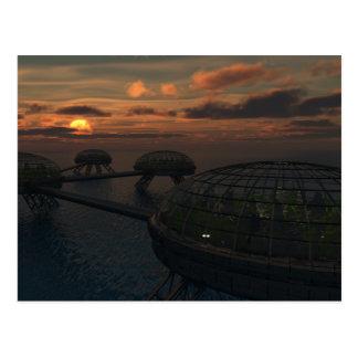 Ocean Communities Postcard