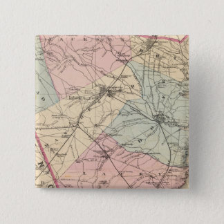Ocean County, NJ Pinback Button