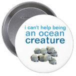 ocean creature pin