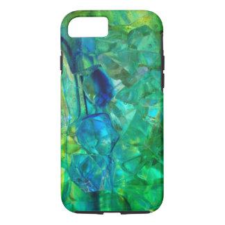 Ocean Crystals 2 iPhone 7 Case
