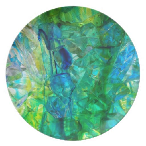 Ocean Crystals 2 Plate