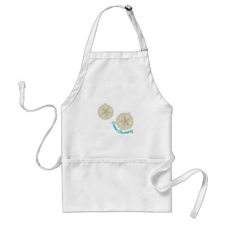 Ocean Currency Adult Apron