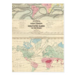 Ocean Currents and the Great River Basins Postcard