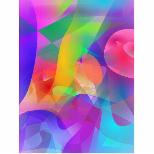 Ocean Currents Art Photo Cutouts
