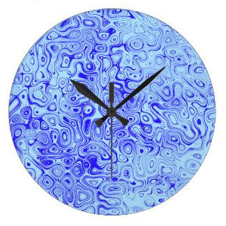 Ocean Currents Clock by John Oven