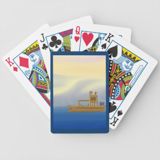 Ocean Dance Artistic Playing Cards