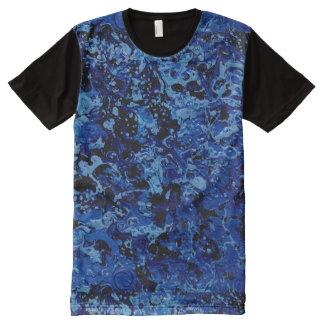 OCEAN DEEP (abstract tile art)~.jpg All-Over-Print Shirt