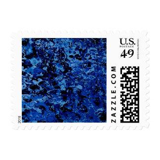 OCEAN DEEP (abstract tile art)~.jpg Postage