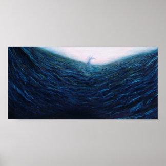 Ocean deep poster