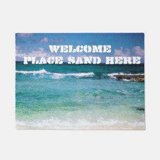 Ocean Doormat