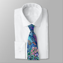Ocean Dream Neck Tie