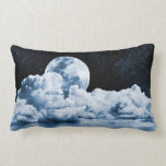 Ocean Dream Space Lumbar Pillow