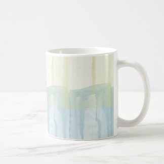 Ocean Drip Coffee Mug
