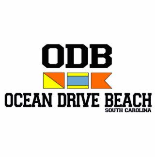 Ocean Drive. Acrylic Cut Outs