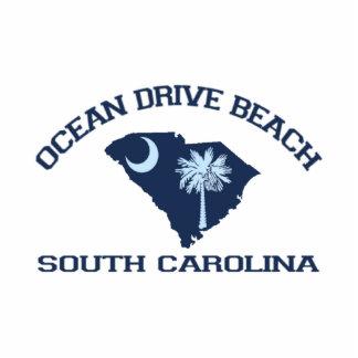 Ocean Drive Beach Photo Sculpture