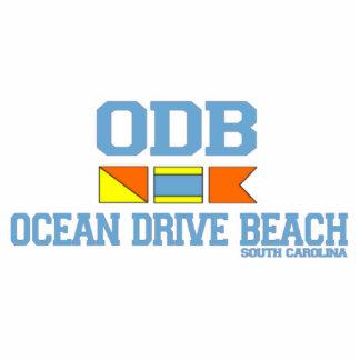 Ocean Drive. Cut Out