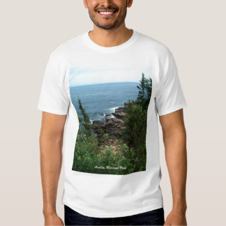 Ocean Drive in Acadia 3 T Shirt
