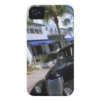 Ocean Drive, Miami Beach Florida Case-Mate iPhone 4 Case