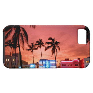 Ocean Drive - Miami Beach iPhone iPhone SE/5/5s Case