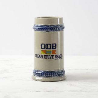 Ocean Drive. Coffee Mugs