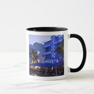Ocean Drive, South Beach, Miami Beach, 2 Mug