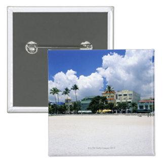 Ocean Drive, South Miam Beach, Miami - Florida Button