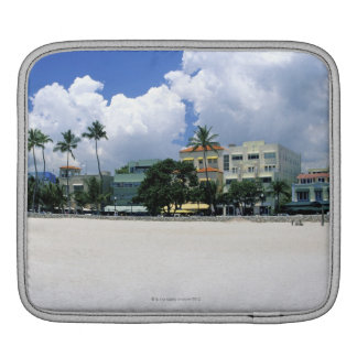 Ocean Drive, South Miam Beach, Miami - Florida Sleeve For iPads