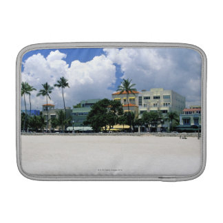 Ocean Drive, South Miam Beach, Miami - Florida Sleeve For MacBook Air