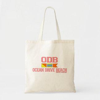 Ocean Drive. Tote Bag